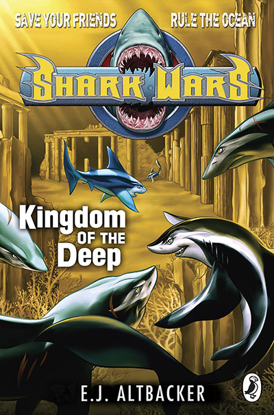 Shark Wars: Kingdom of the Deep - Jacket
