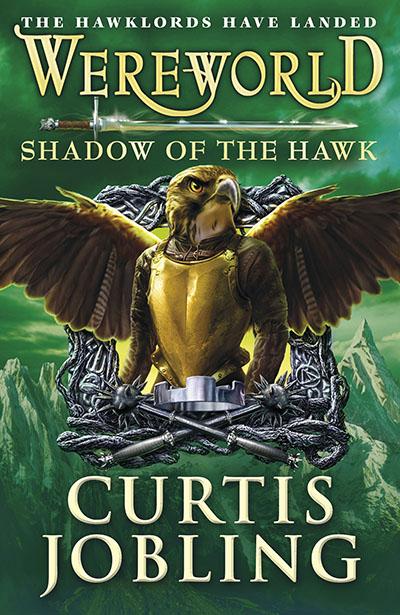Wereworld: Shadow of the Hawk (Book 3) - Jacket