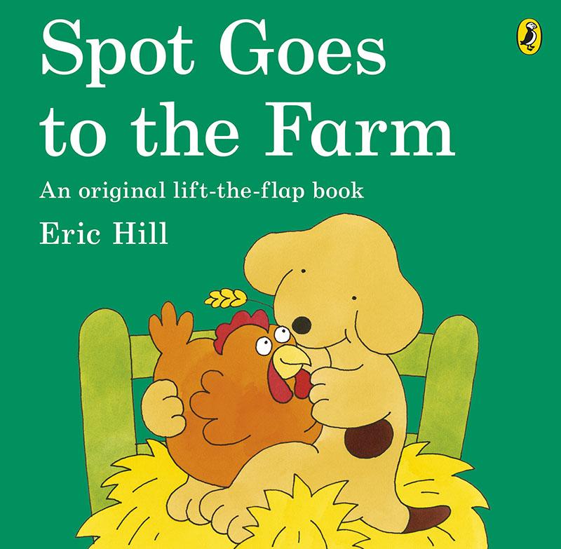 Spot Goes to the Farm - Jacket