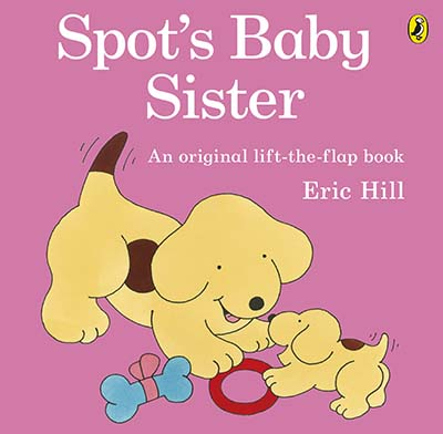 Spot's Baby Sister - Jacket