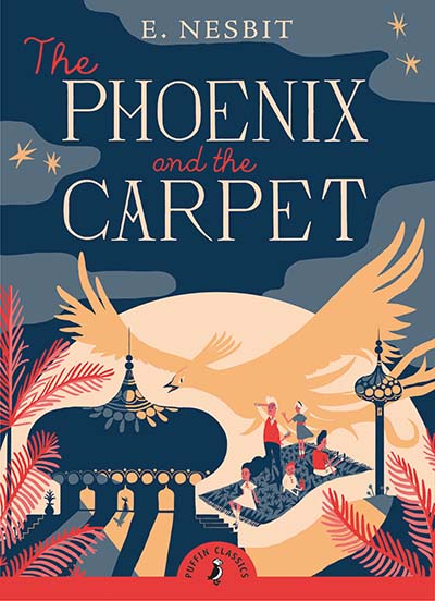 The Phoenix and the Carpet - Jacket