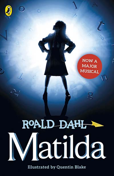 Matilda (Theatre Tie-in) - Jacket