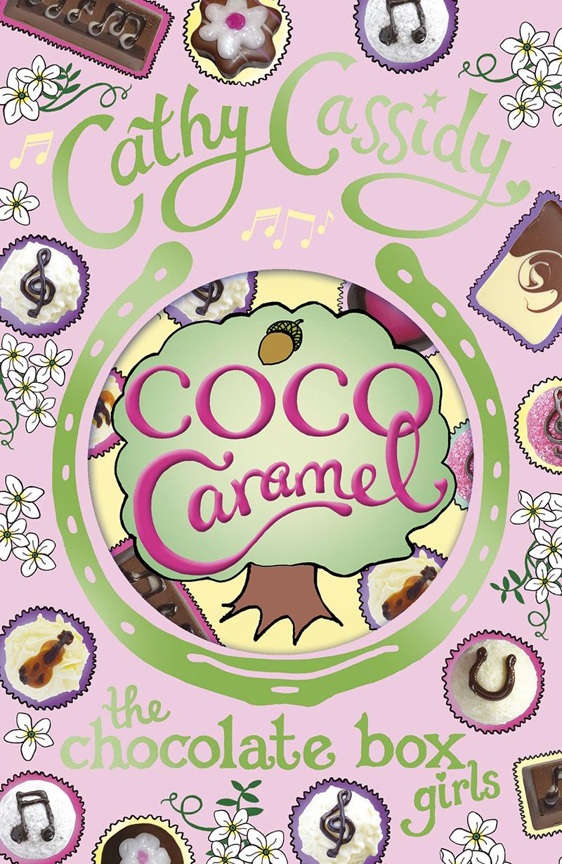 Chocolate Box Girls: Coco Caramel - Jacket