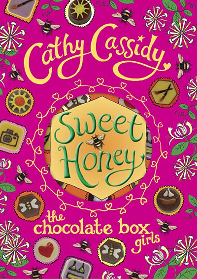 Chocolate Box Girls: Sweet Honey - Jacket