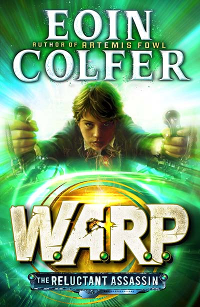 The Reluctant Assassin (WARP Book 1) - Jacket