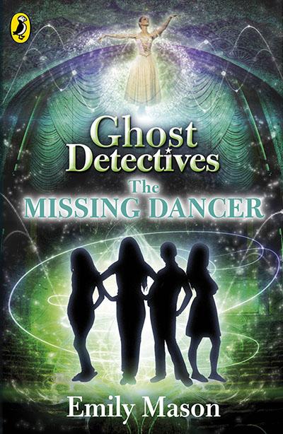Ghost Detectives: The Missing Dancer - Jacket