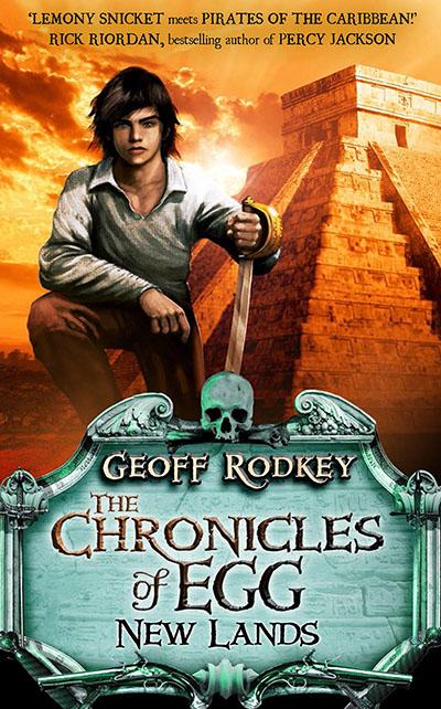 Chronicles of Egg: New Lands - Jacket
