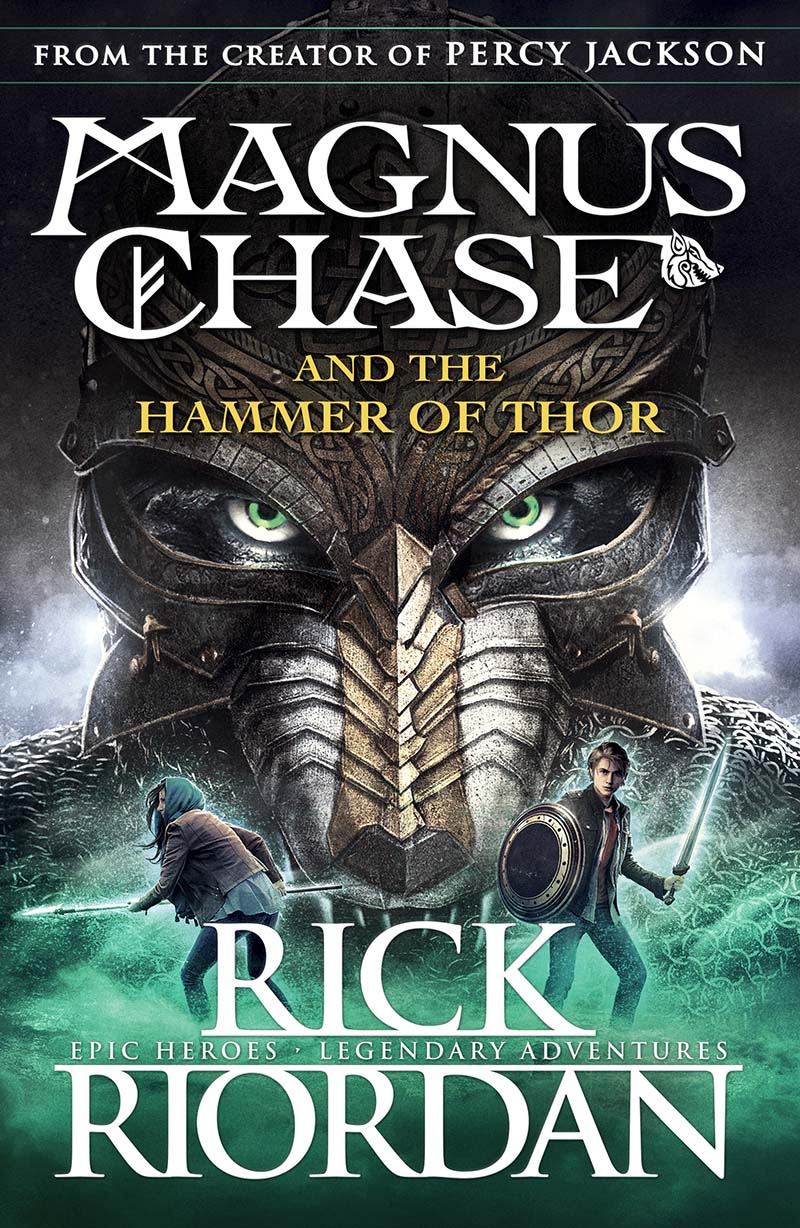 Magnus Chase and the Hammer of Thor (Book 2) - Another Read