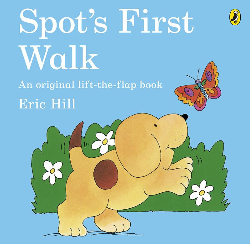 Spot's First Walk - Jacket