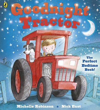 Goodnight Tractor - Jacket