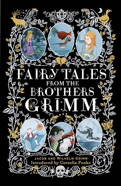 Fairy Tales from the Brothers Grimm - Jacket
