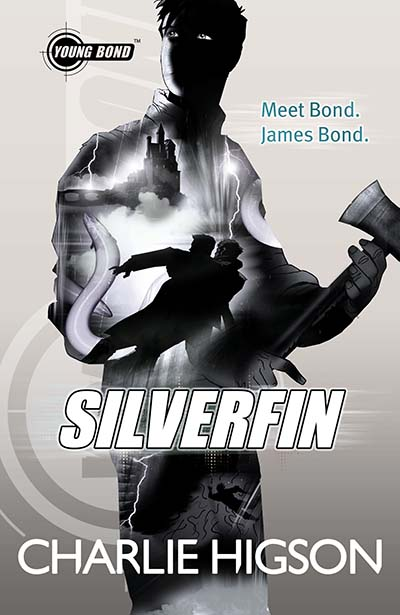 Young Bond: SilverFin - Jacket
