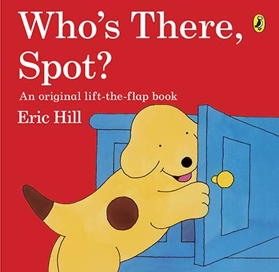 Who's There, Spot? - Jacket