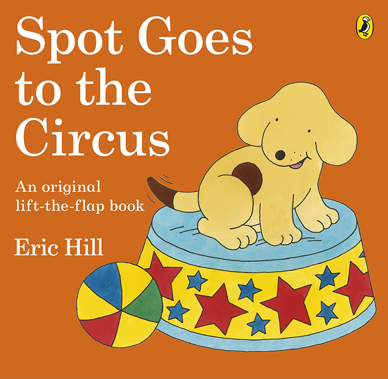 Spot Goes to the Circus - Jacket