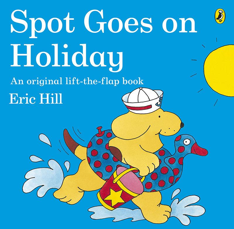 Spot Goes on Holiday - Jacket