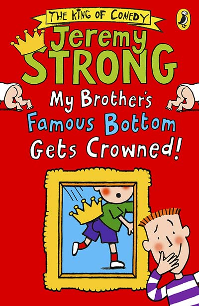 My Brother's Famous Bottom Gets Crowned! - Jacket
