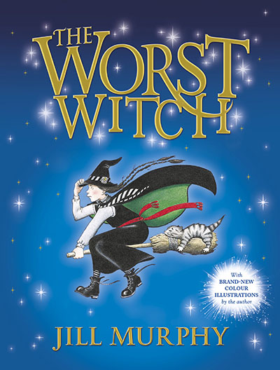 The Worst Witch (Colour Gift Edition) - Jacket