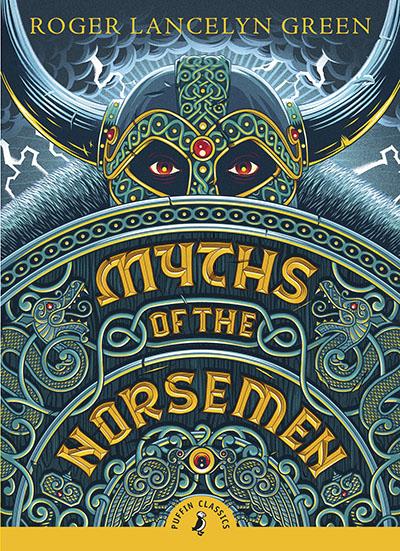 Myths of the Norsemen - Jacket