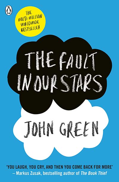 The Fault in Our Stars - Jacket