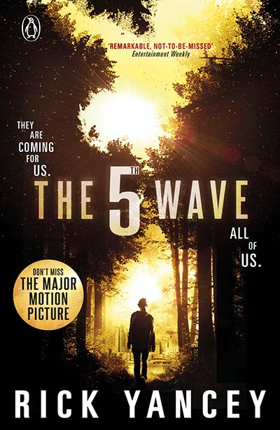 The 5th Wave (Book 1) - Jacket