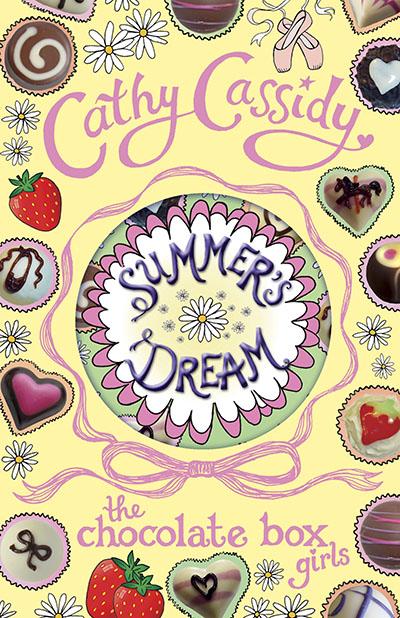 Chocolate Box Girls: Summer's Dream - Jacket