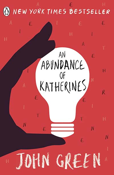 An Abundance of Katherines - Jacket
