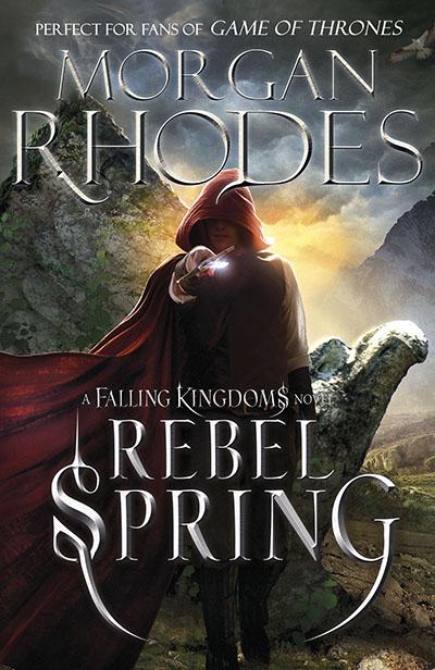 Falling Kingdoms: Rebel Spring (book 2) - Jacket