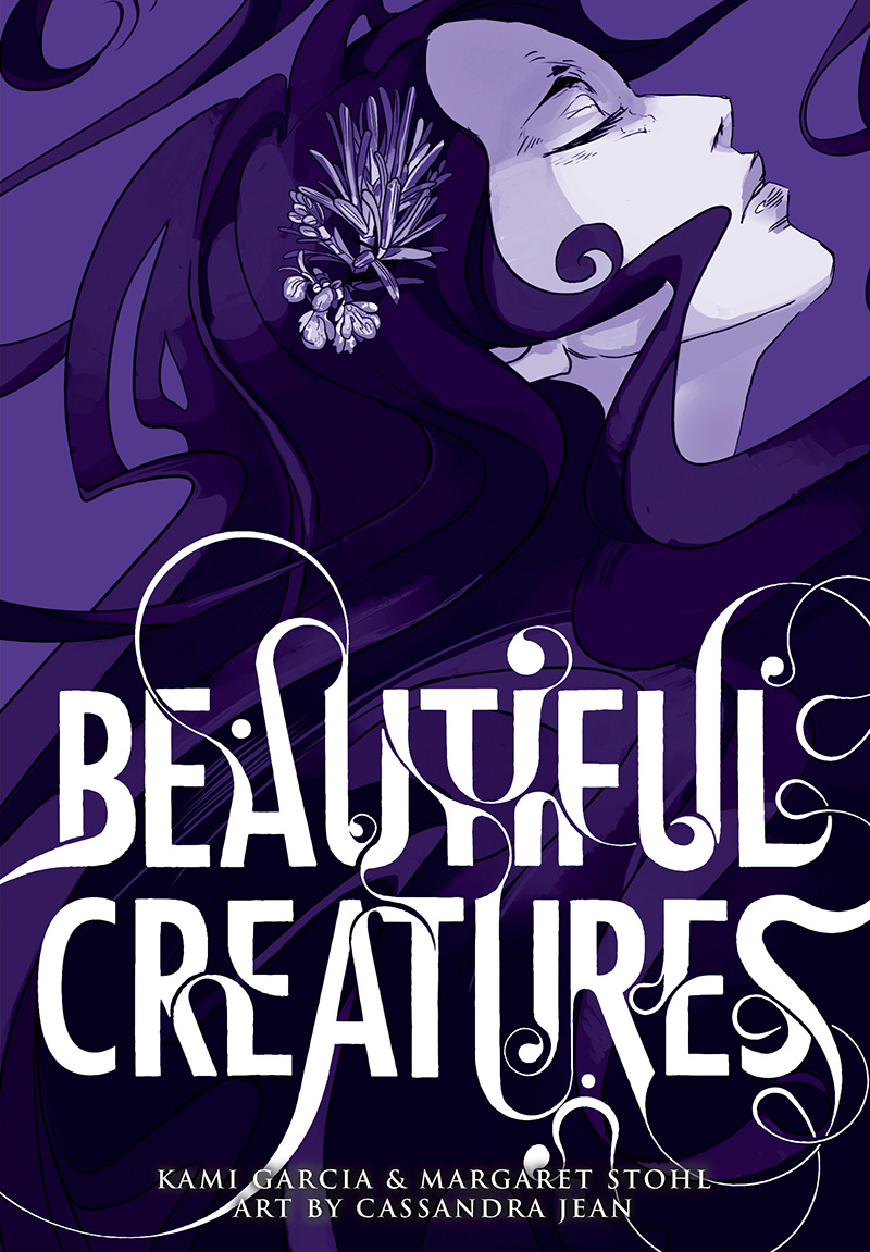 Beautiful Creatures: The Manga (A Graphic Novel) - Jacket