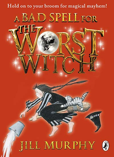 A Bad Spell for the Worst Witch - Jacket