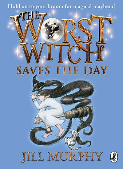 The Worst Witch Saves the Day - Jacket
