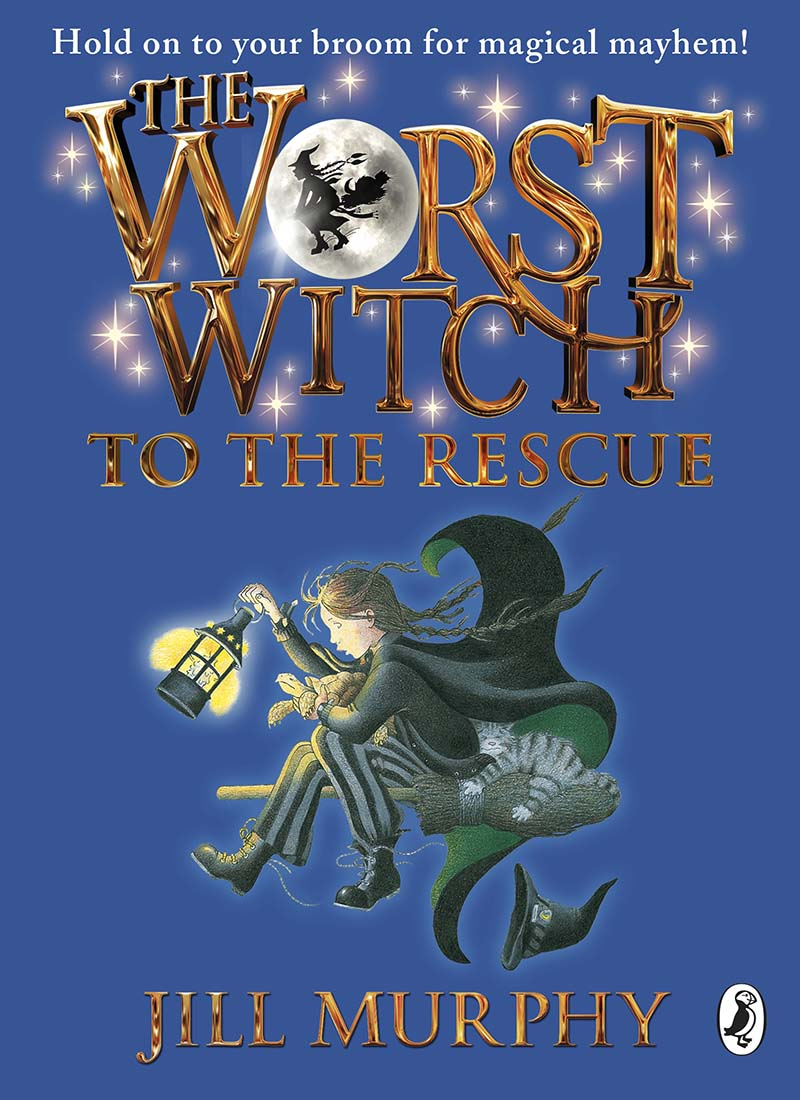The Worst Witch to the Rescue - Jacket