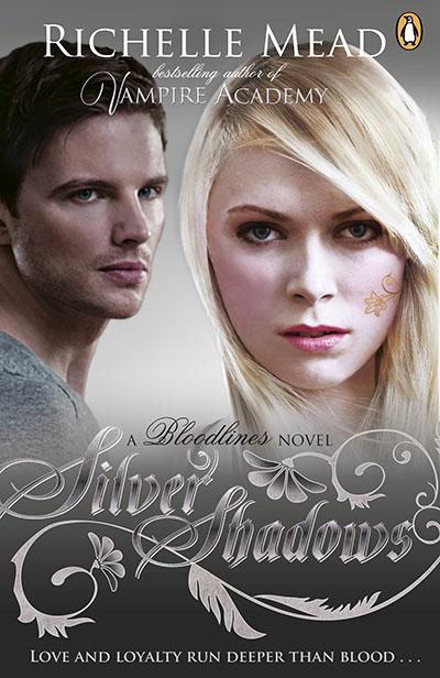 Bloodlines: Silver Shadows (book 5) - Jacket