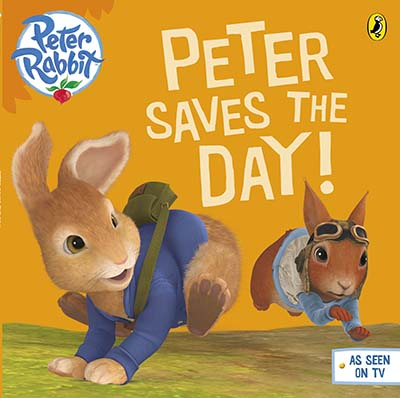 Peter Rabbit Animation: Peter Saves the Day! - Jacket