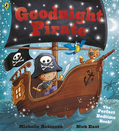 Goodnight Pirate - Jacket
