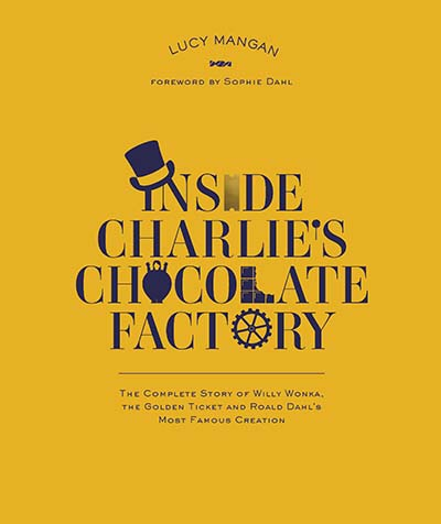 Inside Charlie's Chocolate Factory - Jacket