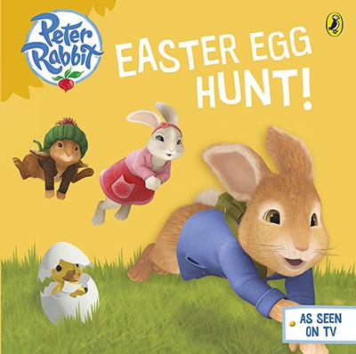 Peter Rabbit animation: Easter Egg Hunt! - Jacket