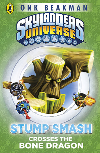 Skylanders Mask of Power: Stump Smash Crosses the Bone Dragon - Jacket