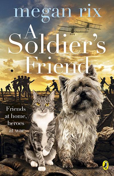 A Soldier's Friend - Jacket