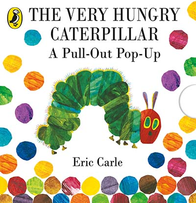 The Very Hungry Caterpillar: A Pull-Out Pop-Up - Jacket
