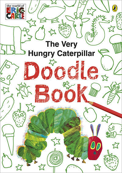 The Very Hungry Caterpillar Doodle Book - Jacket