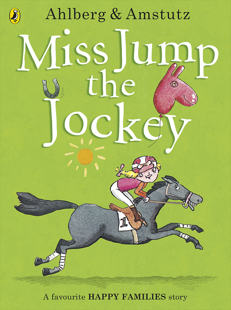 Miss Jump the Jockey - Jacket