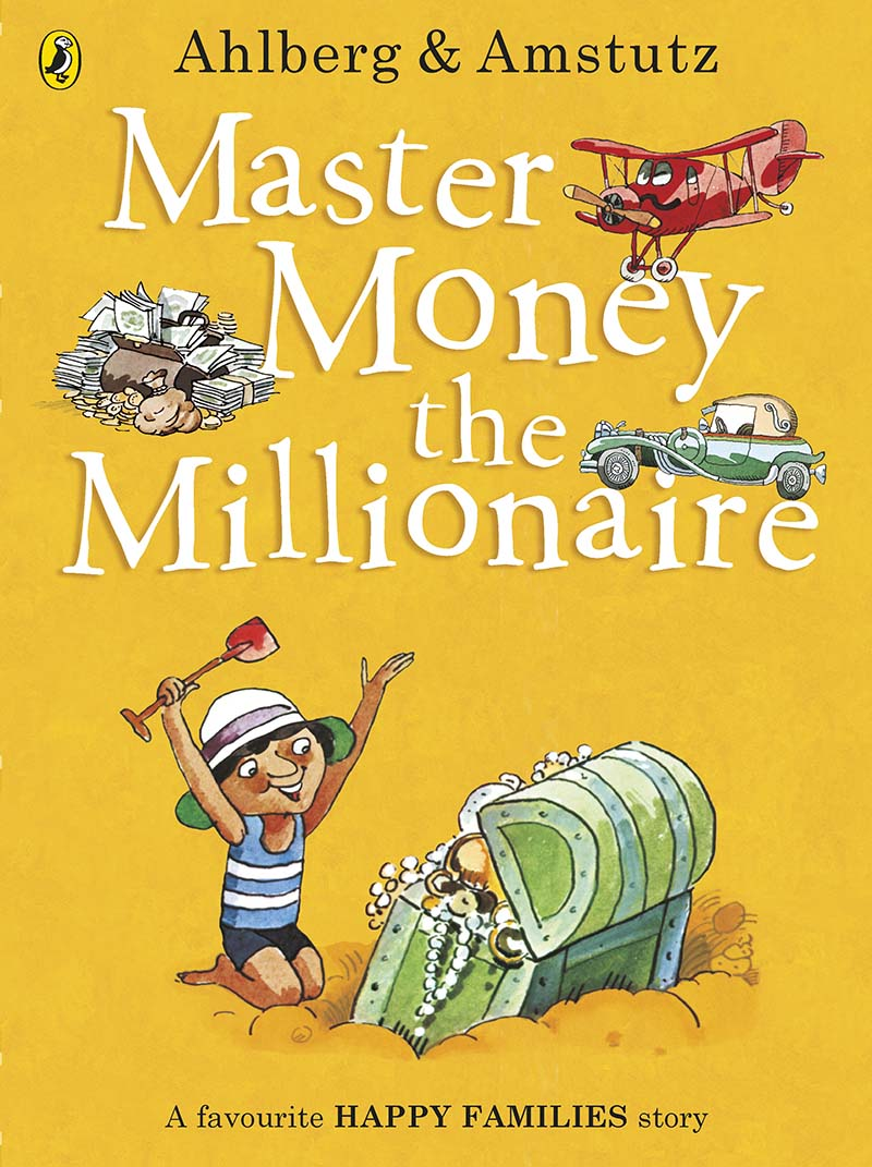 Master Money the Millionaire - Jacket