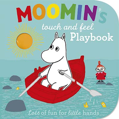 Moomin's Touch and Feel Playbook - Jacket
