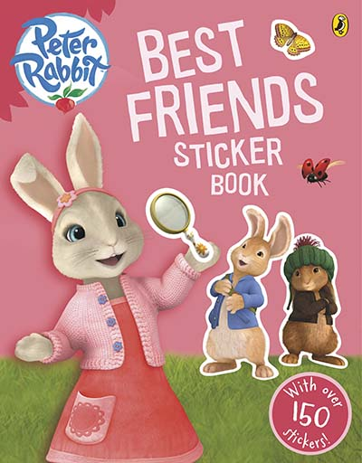 Peter Rabbit Animation: Best Friends Sticker Book - Jacket