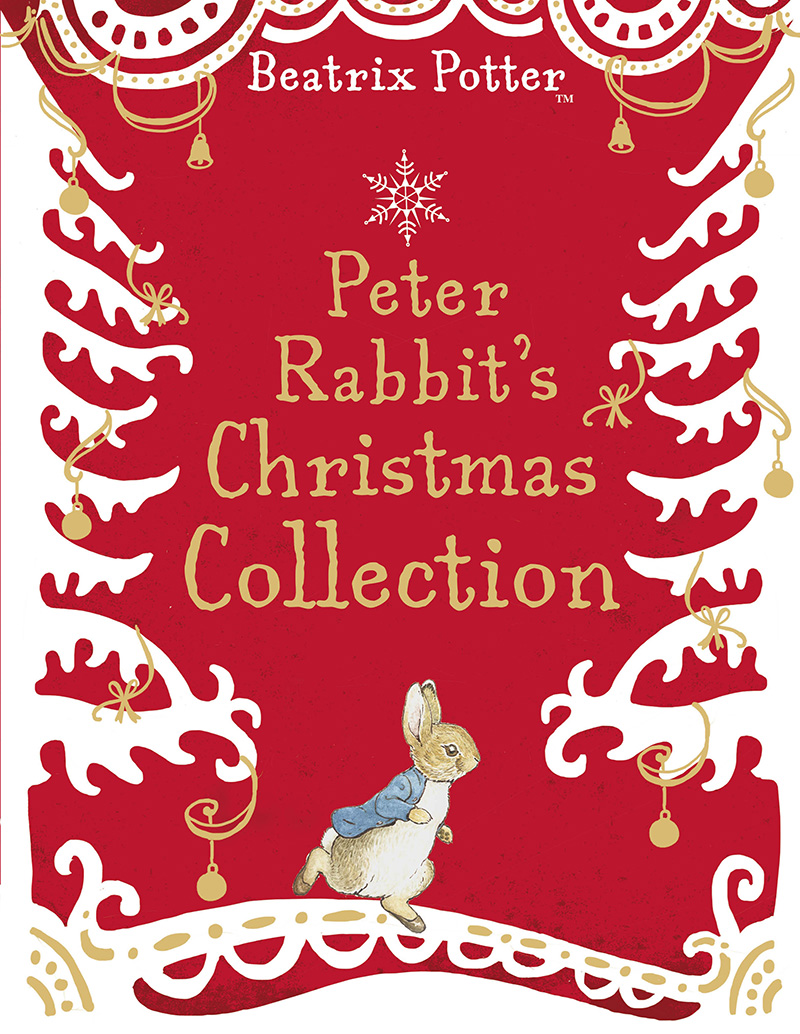 A Peter Rabbit Christmas Collection - Jacket
