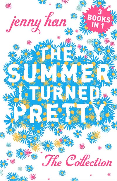 The Summer I Turned Pretty Complete Series (Books 1-3) - Jacket