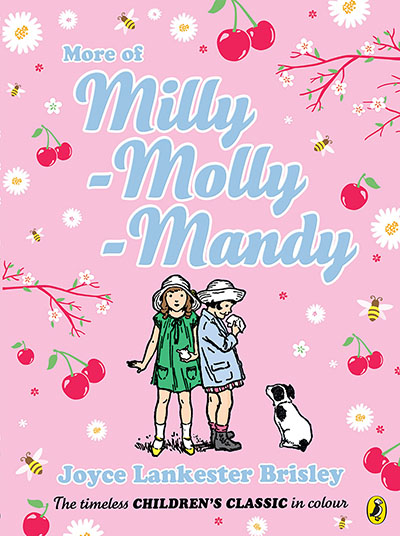 More of Milly-Molly-Mandy (colour young readers edition) - Jacket