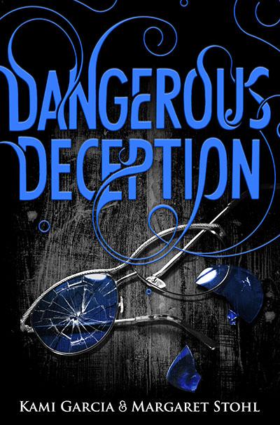 Dangerous Deception - Jacket