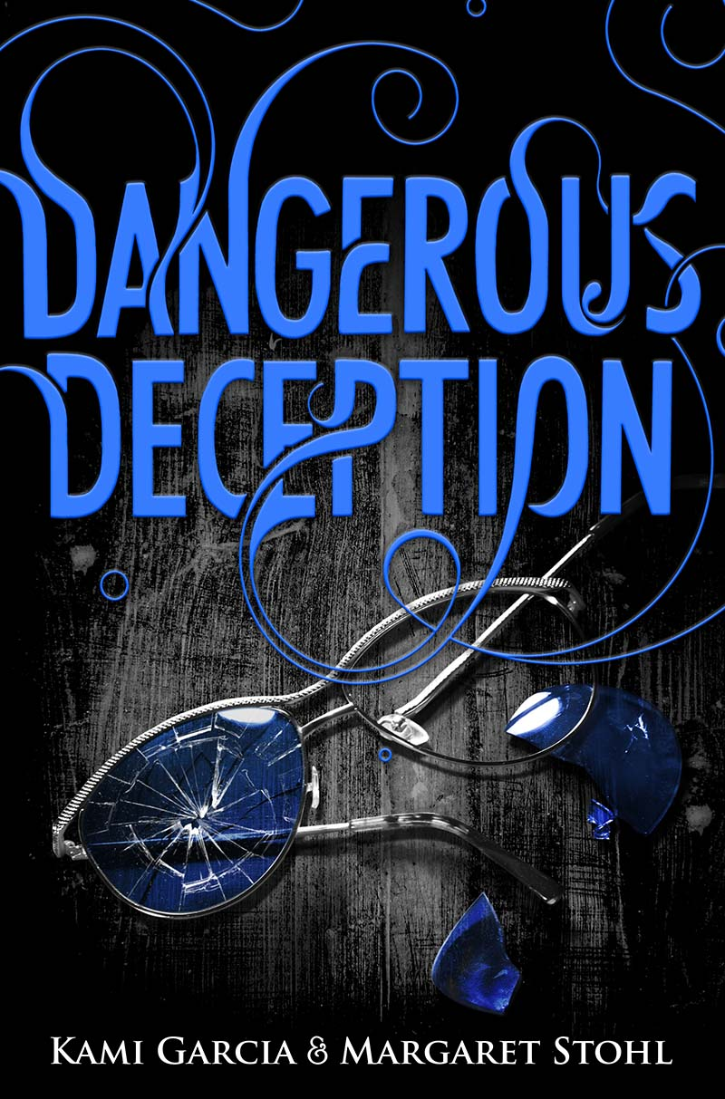 Dangerous Deception - Jacket