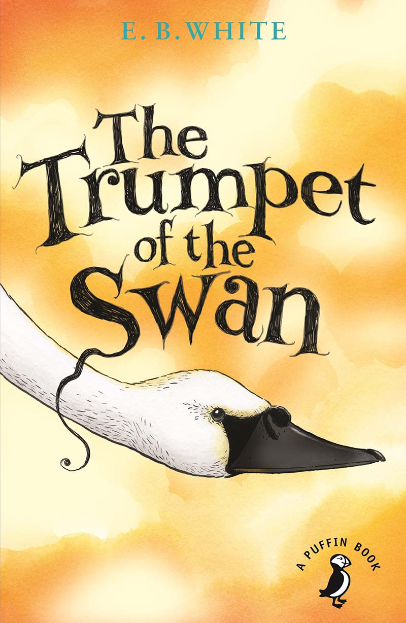 The Trumpet of the Swan - Jacket
